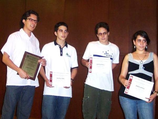 Premiación UAG