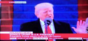 Discurso Trump